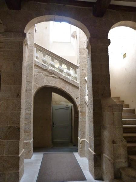 Entrée - Escalier